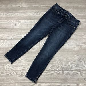 The Limited Skinny Jeans Ankle Zipper Women's 0 R9